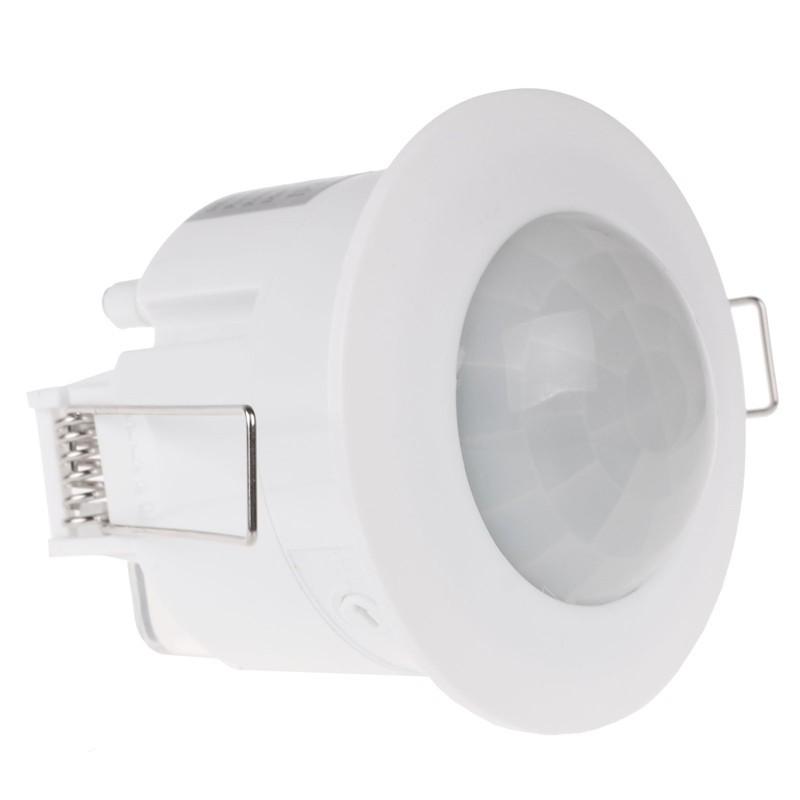 Installing Recessed Lighting Switch: LemonBest-220V-240V 360° Infrared Recessed PIR Ceiling