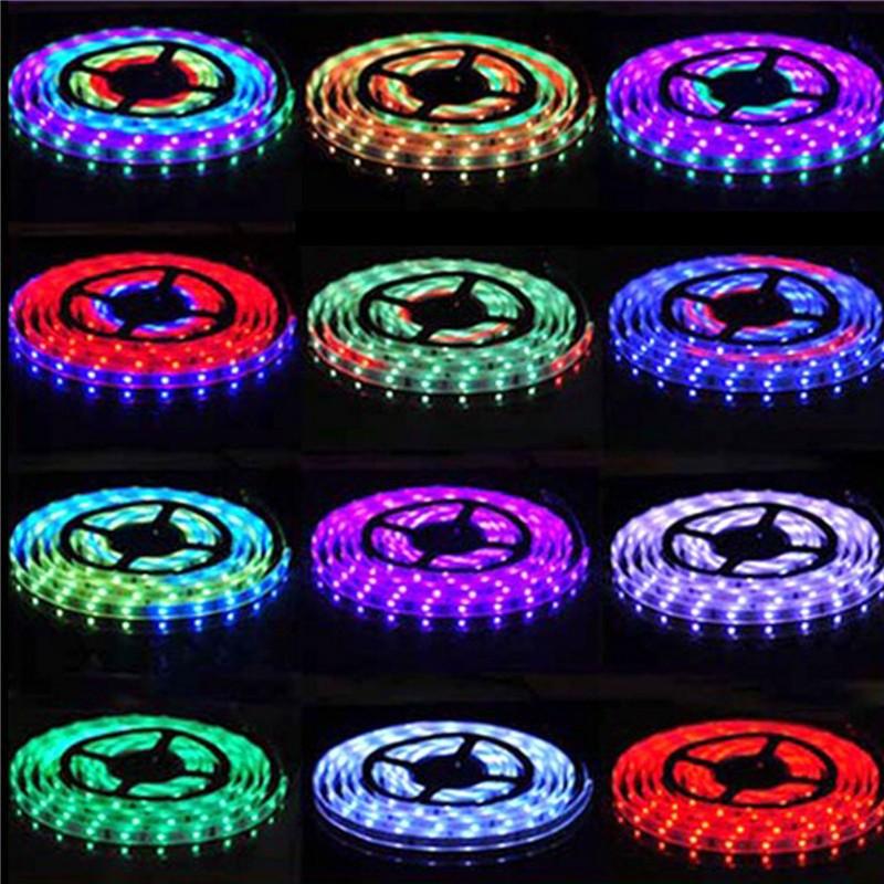 5m 5050 Waterproof Rgb Dream Color 6803 Ic Led Strip Light