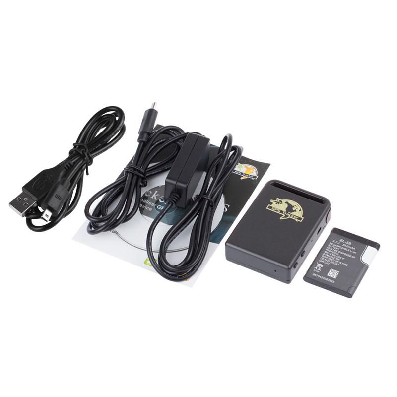 Lemonbest Tk102 Vehicle Mini Auto Real Time Gps Tracker