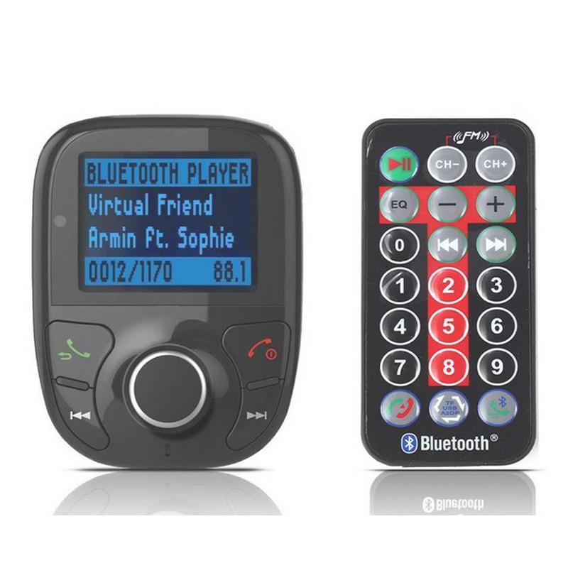 LemonBest-Car Kit Handsfree Wireless Bluetooth MP3 Player