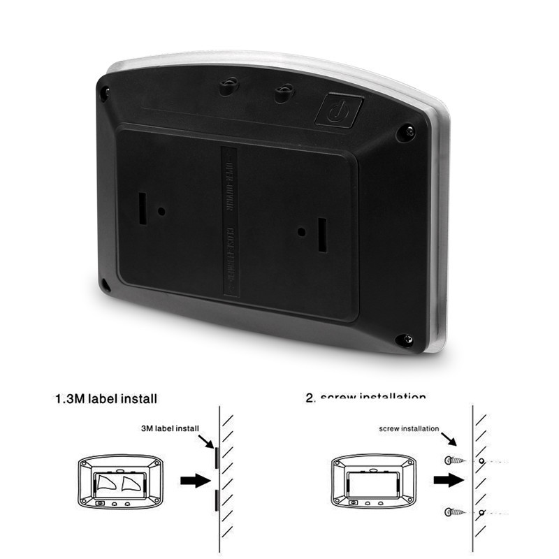 Wireless Battery Operated Wall Sconces : Battery Operated Wireless Wall Sconce, Battery, Wiring Diagram And Circuit Schematic