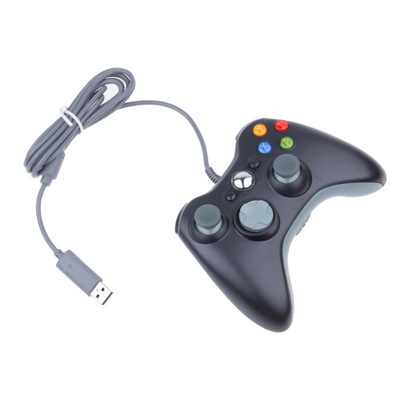LemonBest-USB Wired Gamepad Controller For Microsoft Xbox