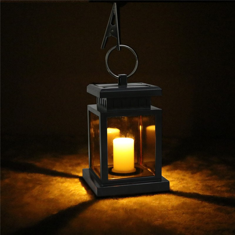 Waterproof Flickering Flameless Solar Led Candle Light