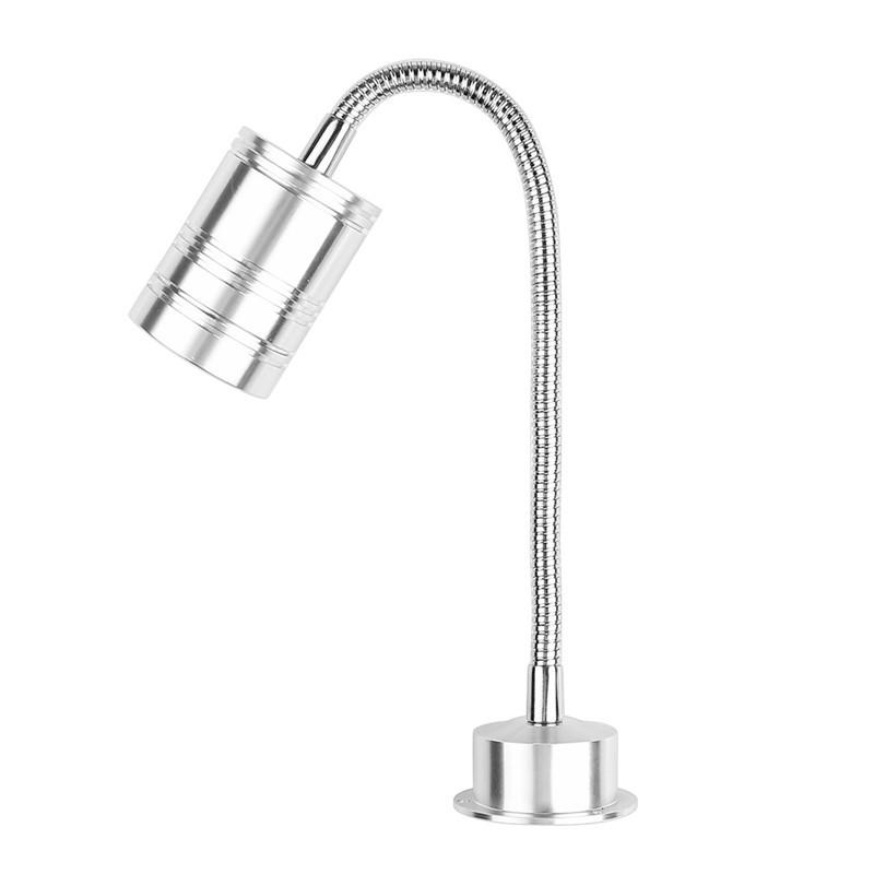 Lemonbest w flexible pipe led bulb spotlight lamp with
