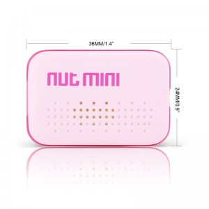 Nut 3 Mini Intelligent Bluetooth Two-way Anti-Lost Tag Wireless Locator Tracker Child Bag Wallet Key Finder Sensor Alarm
