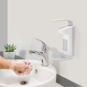 Wall Dispenser 500 ml Soap Dispenser Disinfection Dispenser Plastic Pump