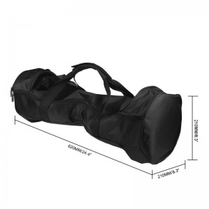 LemonBest-Durable Canvas Carrying Bag for Two Wheels Self Balancing Electric Unicycle Scooter 6.5