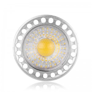 3W/5W GU10 LED COB Spotlight Bulb Lamp Downlight Warm White/Cool White AC 85-265V