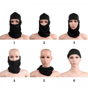 LemonBest-Balaclava Full Face Mask Speed Dry UV Protect for Outdoor Sport Motorcycle Bike Ski Mask
