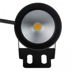 IP65 10W Warm White LED Underwater Fountain Light Spotlight Timing Function Pool Pond Fish Tank Aquarium LED Light Lamp