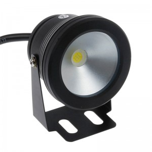IP65 900LM 10W Cool White LED Underwater Fountain Light Spotlight Timing Function Pool Pond Fish Tank Aquarium LED Light Lamp