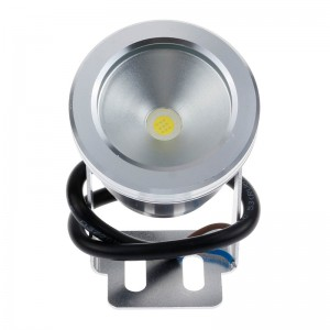 IP68 10W Cool White LED Underwater Fountain Light Spotlight Pool Pond Fish Tank Aquarium LED Light Lamp