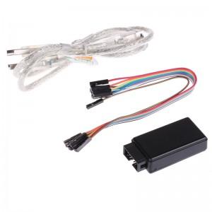 LemonBest-24MHZ 8CH USB Logic Analyzer Compatible to Saleae