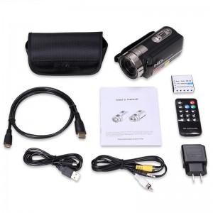 Camera Camcorders Besteker FHD 1080P IR 24MP 16X Digital Zoom  with 3.0