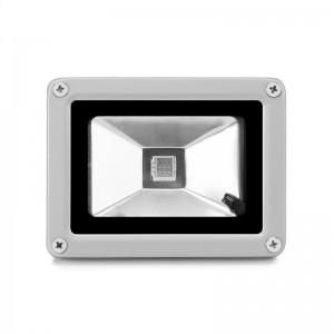 Lemonbest-20W RGB LED Flood Light Spotlight Lamp with Remote Control Waterproof for Outdoor Garden Landscape AC 85-245V
