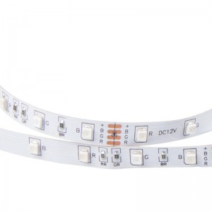 LemonBest - (Non-Waterproof) 5M/roll 300 LEDs RGB SMD 3528 Flexible led Strip Light with 44Keys IR Remote