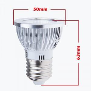 LemonBest Ultra Bright MR16/GU10/E27 Dimmable 6W/9W/12W LED COB Spot down light