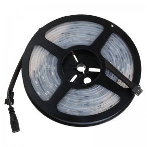 5M 5050 Waterproof RGB Dream Color 6803 IC LED Strip Light 133 Color Change For Home Garden Party Christmas Decoration