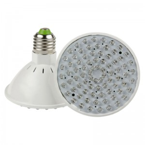 E27 4.5W RED and BLUE 80 LEDs Hydroponic Light LED Plant Grow Growth Light Bulb Lamp AC 110V/AC 220V