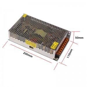 LemonBest - 20A 240W Voltage Transformer AC 110V/220V to DC 12V Power Supply Adapter Converter for Led Strip Control Led Switch LED Display