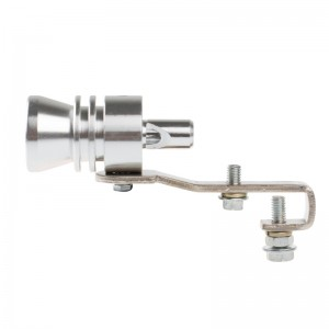 LemonBest-Universal Car Turbo Sound Whistle Exhaust Muffler Pipe Simulator Whistler S M L XL