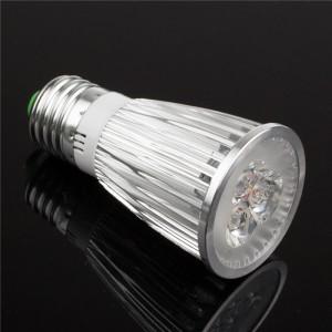 LemonBest-Ultra Bright CREE E27 Dimmable PAR20 3x2W LED Light Bulb Lamp AC85-265V