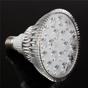 LemonBest-Ultra Bright CREE E27 Dimmable PAR38 18x2W LED Light Bulb Lamp AC85-265V
