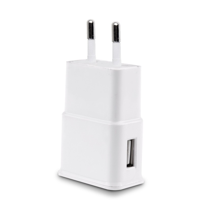 LemonBest-USB Wall Charger Travel Adapter 5V 2A EU Plug for Smartphone Samsung   Galaxy S6 Edge Edge+ Note 4 Note5 HTC LG