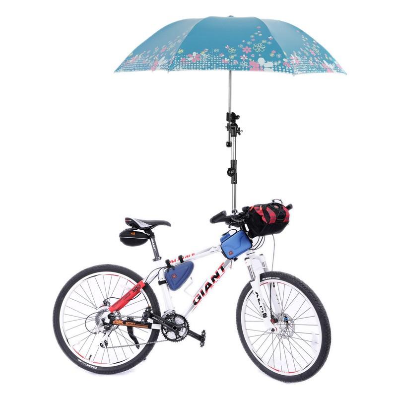 Umbrella Holder Mount Connector for Golf Bicycle Bike Wheelchair Pram Pushchair