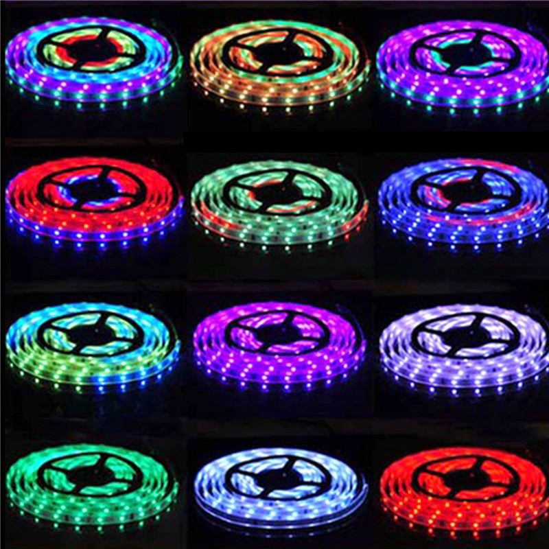 5050 waterproof rgb dream color 6803 ic led strip light 133 color 5m 5050 waterproof rgb dream color 6803 ic led strip light 133 color change for home garden party christmas decoration aloadofball Images
