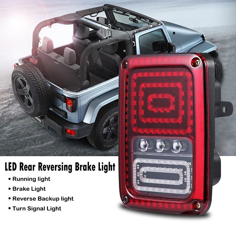 Snake Style Car Led Right Rear Reversing Brake Light Turn