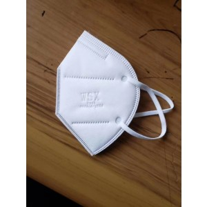 KN95 Mask PM2.5 Mouth Mask Foldable Respirator Anti-Dust 5 Layers Medical Quality Comfortable Mask