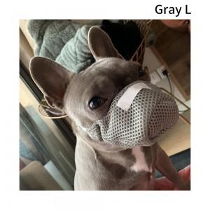 Anti-Smoke Dust-Proof Pet Masks Protective Dog Mouth Cover Travel Bite-Proof Anti-Misfeeding Adjustable Pet Masks