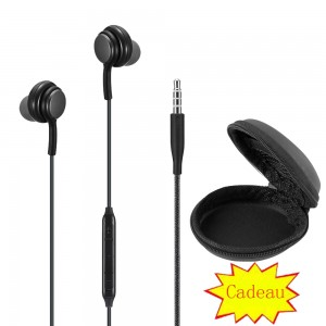 For Samsung Galaxy S8 Earbuds Earphone Headphones Stereo In-Ear Headset