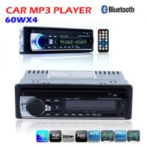 Lemonbest - Bluetooth Car Stereo Audio In-Dash FM MP3 Radio Player Aux Input Receiver SD USB