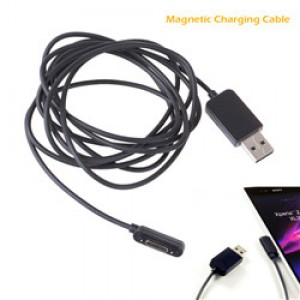 Lemonbest-Magnetic Charging Cable for Sony Xperia Z3, Z3 Compact Z1, Z1 Compact Mini, Z2, Z Ultra Magnetic Charger