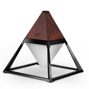 Pyramid 4W LED Table Desk Wall Lamp Reading Light Touch Control Eye Protect with USB Rechargeable IP63 Waterproof Stepless Dimmable Light for Living Room Bedroom