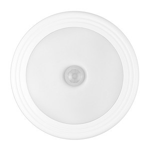 Lemonbest - Magnetic Rechargeable Motion Sensor LED Wall Light Night Light Auto On/Off At Night Support High/Low Modes & Steady On/Auto Modes for Hallway Pathway Staircase Wall Fridge