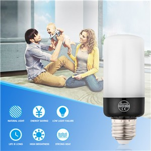 LemonBest - New LED Corn Light Bulb E14 /E27 Lamp Cool White 5736 SMD 3W /12W LED Corn Light AC 220V