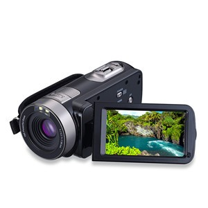 "Camera Camcorders Besteker FHD 1080P IR 24MP 16X Digital Zoom  with 3.0"" LCD Screen Video Camcorder"
