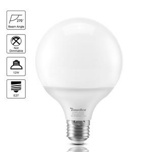 Lemonbest -12W G30(G95)  LED Globe Bulb Light  E27 Screw Base Lighting Bulb 1000LM 3000K/SMD2835/270 Degree Beam Angle/AC 100-240V