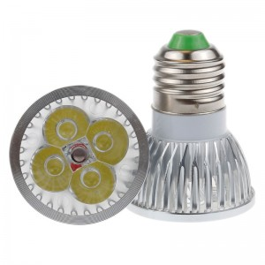LemonBest - (Cool) 12W E27 Dimmable/Non-Dimmable White For Home Garden Business Lighting