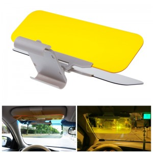 LemonBest - Auto Car Anti-Glare Dazzling Goggle Day & Night Vision Driving Mirror Sun Visors