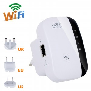 LemonBest-Wifi Router Wifi Repeater Wireless Network 300Mbps Wifi Ap Wps Encryption Wifi Range Extender 802.11-N   Wifi Antenna