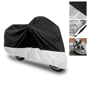 LemonBest-265*105*125cm Waterproof Dustproof Motorcycle Rain Dust Protector Cover   Protection for Electric vehicle