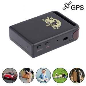 LemonBest-TK102 Vehicle Mini Auto Real Time GPS Tracker GSM GPRS Tracking Device for Car   Person Kids Pet Elderly Security 850/900/1800/1900Mhz