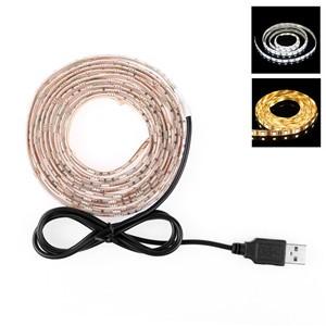 LemonBest-50cm/ 1m/ 2m Waterproof 5050 SMD USB LED Strip Light String Lamp