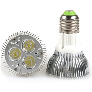Lemonbest-9W E27 PAR20 LED Bulb Small Spotlight Lamp Cool White/Warm White AC 100-245V