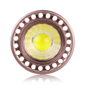 3W/5W GU10 LED COB Spotlight Bulb Lamp Downlight Warm White/ Cool White AC 85-265V