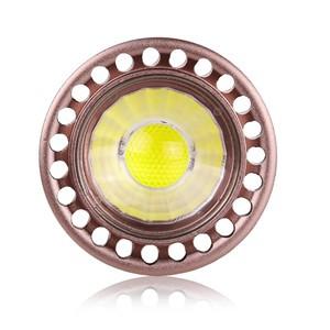 3W/5W GU10 LED COB Spotlight Bulb Lamp Downlight Warm White/ Cool White AC 85-265V